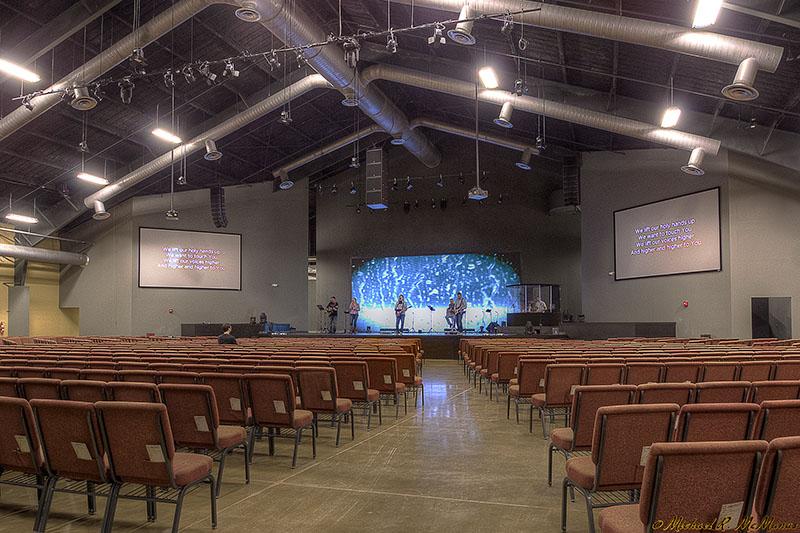 242 Auditorium Practice